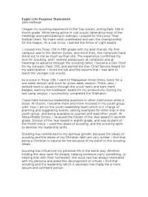 Eagle Scout Essay by Exle Eagle Scout Essay Drugerreport732 Web Fc2