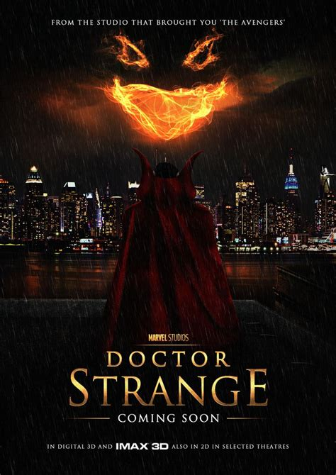 new marvel film for 2016 fan made doctor strange 2016 marvel movie tv show