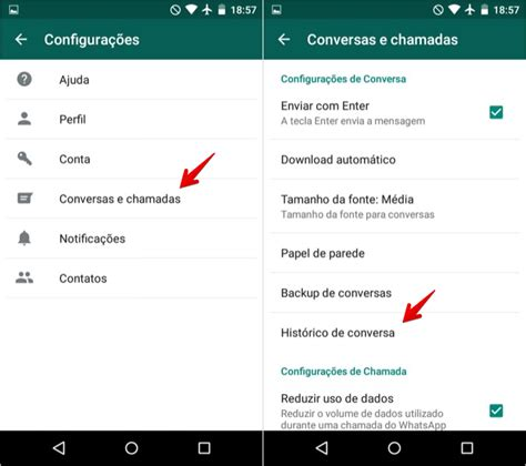 tutorial do whatsapp tutorial saiba como apagar mensagens antigas no whatsapp