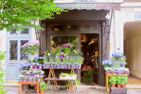 The Flower Shop by 5 Steps For A Summer Florist Shop Revival Floranext