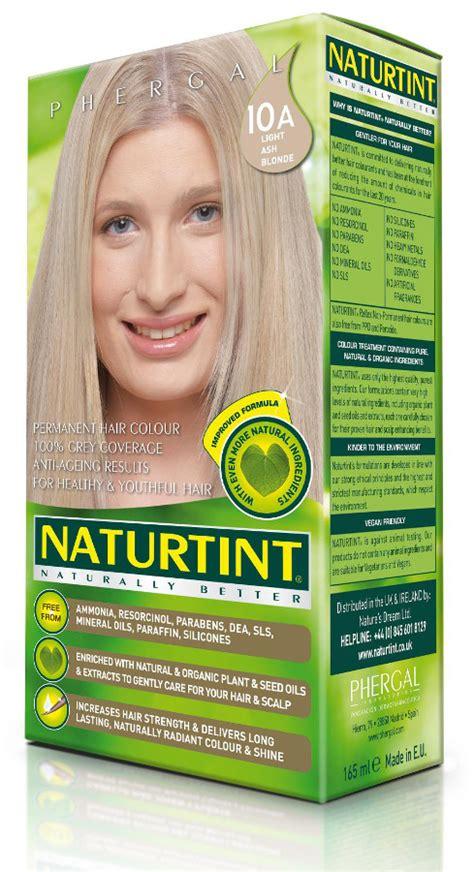 naturtint permanent hair color ash blonde 8a naturtint 10a light ash blonde permanent hair dye naturtint