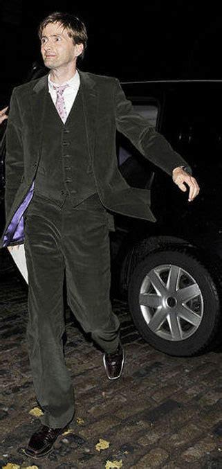 david tennant velvet suit david tennant wtf are you wearing aaaaaand the velvet