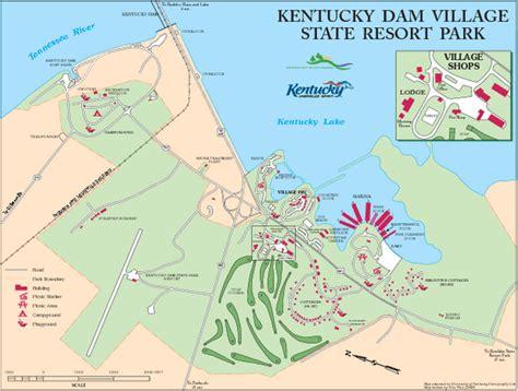 kentucky lake map pdf kentucky dam state resort park map gilbertsville