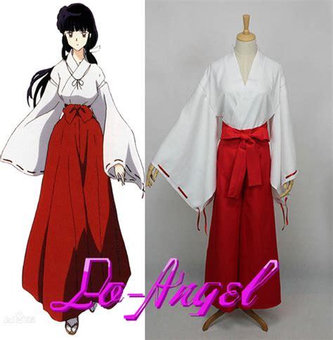tutorial ali cosplay promo 231 227 o de inuyasha kikyou cosplay disconto promocional