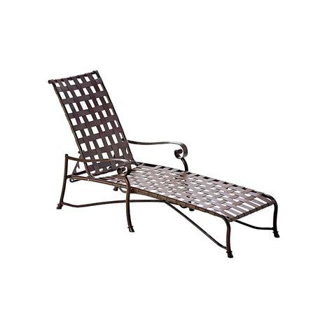 tradewinds vallero crossweave contract java patio chaise