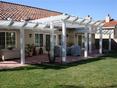 white vinyl patio cover yelp