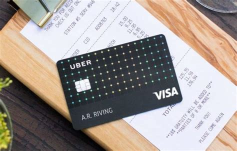 Does Uber Have Gift Cards - uber targets millennials with new credit card uber drivers forum