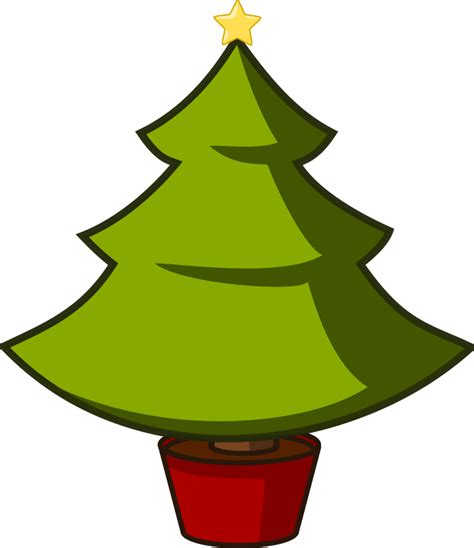 christmas tree free stock photo illustration of a