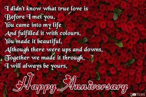 Wedding Quotes N Pics by Anniversary Wishes For Husband Quotes Messages Images