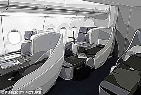 plane with beds high life all of the 32 seats on the a318 planes convert