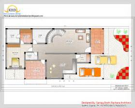 indian style home plan and elevation design kerala home