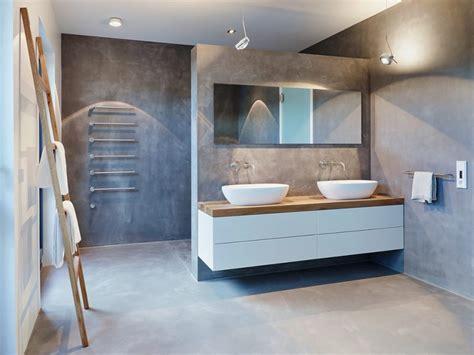moderne wandgestaltung bad beton cire traumhafte wandgestaltung f 252 r jeden raum
