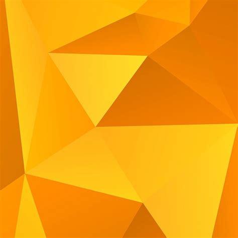 download orange geometric wallpaper gallery