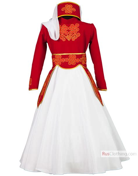 Dress Costume armenian costume traditional national clothing of
