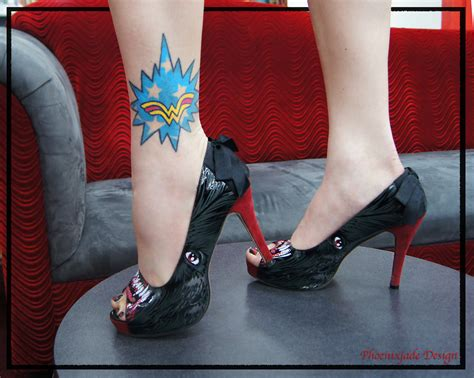 wonder woman tattoo the gallery for gt designs