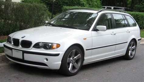 bmw station wagon file bmw e46 wagon jpg wikimedia commons