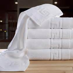 hotel bath towel aliexpress buy free shipping100 cotton white hotel
