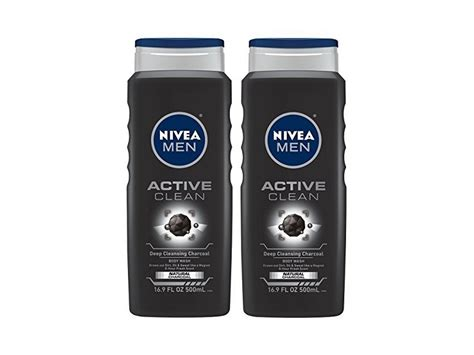 Detox Charcoal Wash Coconut Reviews by Nivea For Wash Active Clean Cleansing