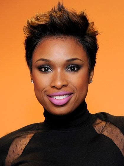 pictures of textured pixie jennifer hudson textured pixie hairdos pinterest