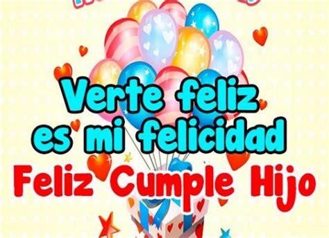 Imagenes De Feliz Cumpleaños Querido Hijo | 5 lindas tarjetas de feliz cumplea 241 os para un hijo querido