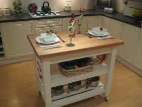 kitchen island table on wheels shabby chic butchers block kitchen island unit table