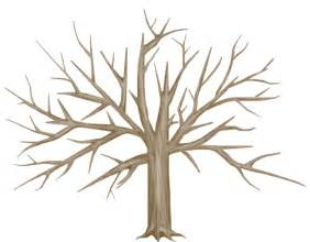 tree branch template bare tree template cliparts co