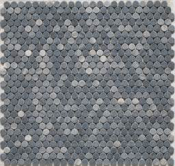Round mosaic tiles eclectic mosaic tile by mission stone tile