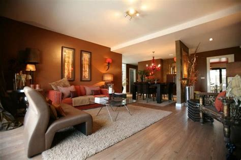orange brown living room 17 best images about living room makeover on copper orange accent walls and