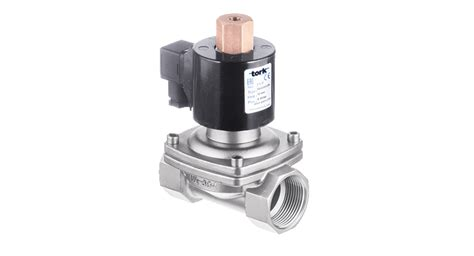Solenoid Valve 2 Stainless 304 s6020 tork sydz stainless steel aisi 304 solenoid valve pilot controlled normally closed