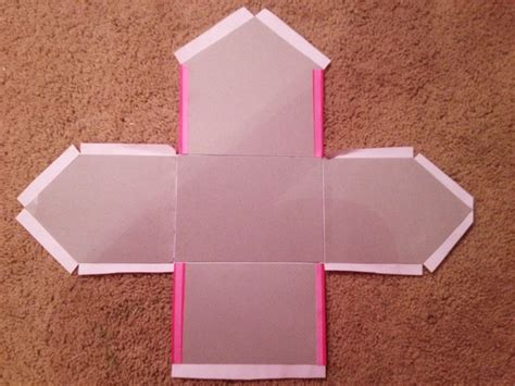 How To Make A House Out Of Paper - house 183 how to make a dolls house 183 papercraft