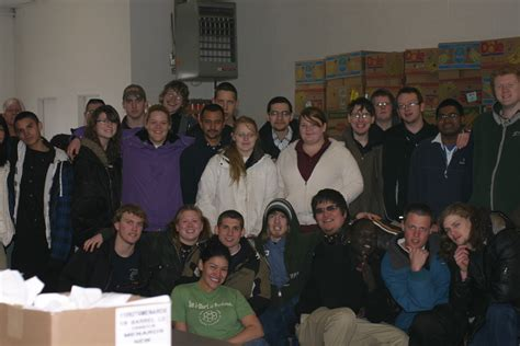 Box Elder Food Pantry by Boxelder Students Support Food Bank