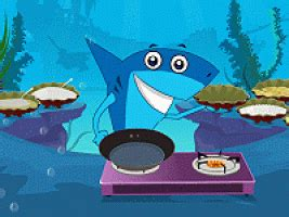 baby shark games free online baby shark sushi free online cooking games minigames