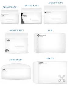 business card size envelopes business envelope sizes