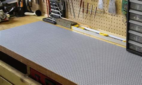 work bench mat drymate workbench protector mat groupon