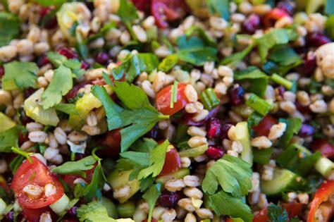 Detox Farro Salad Home Chef by Hearty Detox Farro Salad Italian Food Forever