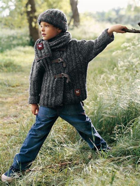 Modele Bonnet Garcon Tricot Gratuit