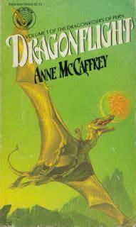 Science Fiction Times: Dragonflight by Anne McCaffrey
