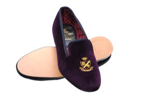 hugh hefner slippers the monarch slipper by herring shoes