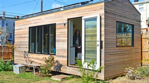Cabins In Washington Dc by Tiny Homes In Washington D Curbed Dc
