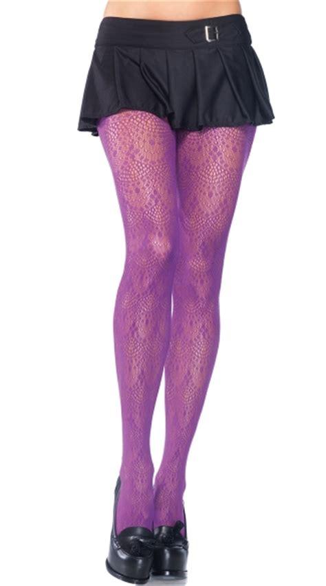 plus size colored tights plus size neon patterned fishnet plus size