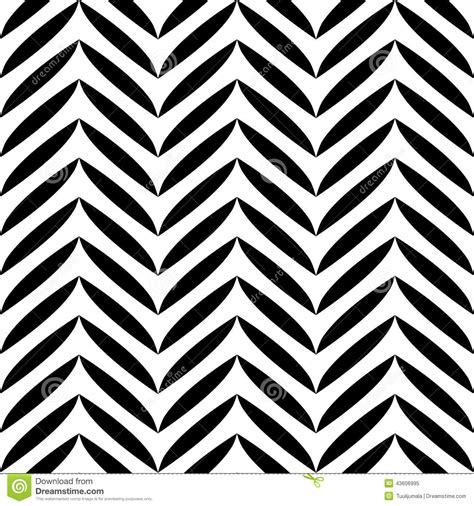 black and white leaf pattern black and white leaves pattern stock vector image 43606995