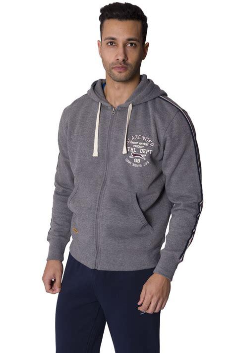 hoodie jacket design maker philippines slazenger designer mens hooded sweat casual zip up coat