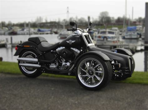 Trike Conversion Kits For Harley Davidson by Q Tec And Trike Conversion Kit For Harley Bikes