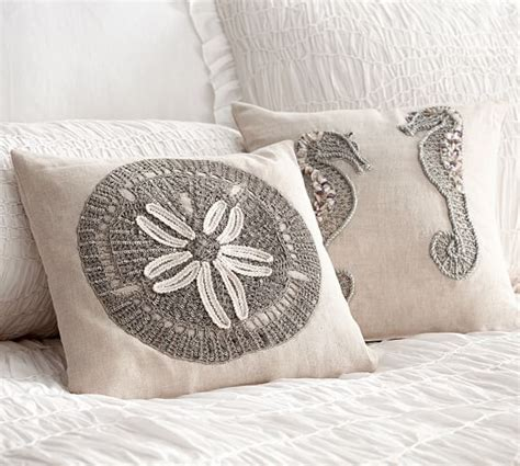 Pottery Barn Decorative Pillows by Summer Coastal Decorative Pillows Pottery Barn