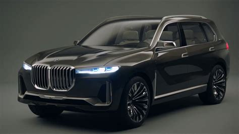 2019 bmw x7 suv 2019 bmw x7 price specs overview and size suv 4 1