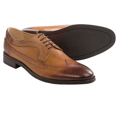 wingtip oxford shoes for j d fisk gera wingtip oxford shoes for 7439n save 28
