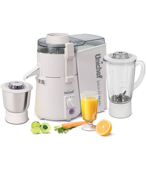Mixer Juice unichef juice o matic plus xl series juicer mixer grinder
