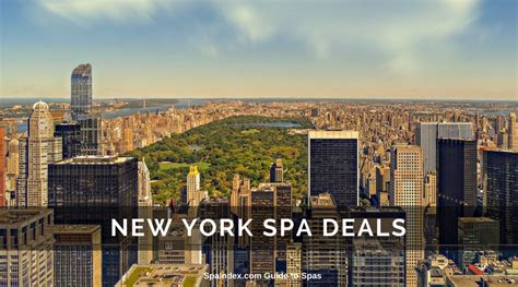 best nyc hotel deals new york and nyc spa deals spa packages spa getaways