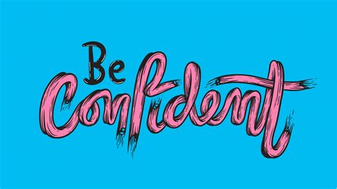 Be Confident how to be more confident steemit