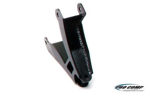 Jeep Track Bar Bracket Pro Comp Suspension Track Bar Bracket 97 06 Tj Wrangler Lj
